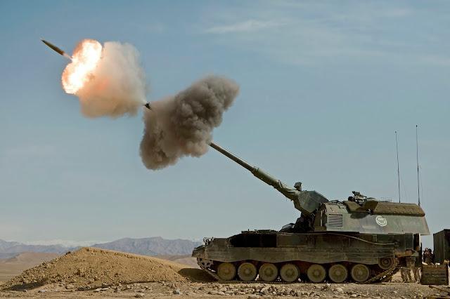 المدفع PzH 2000