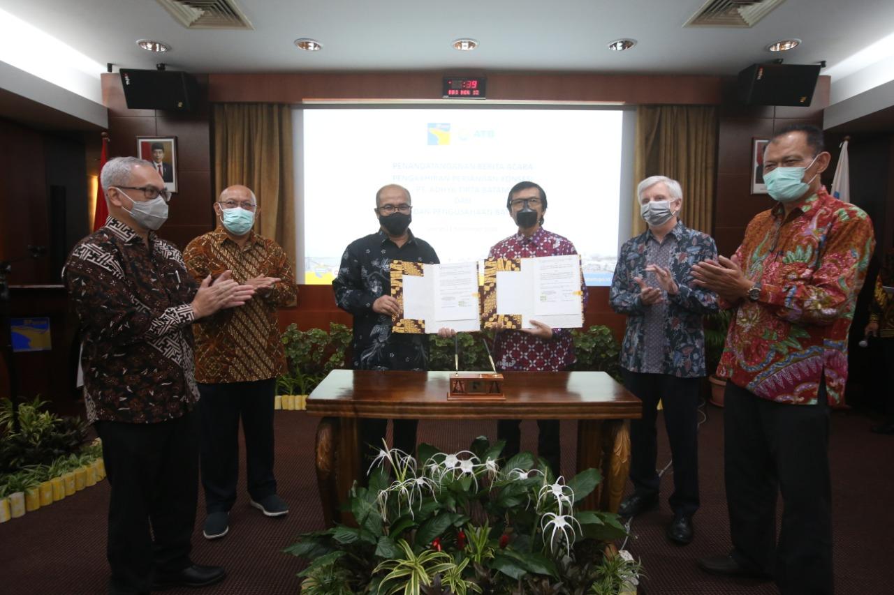 Konsesi Dengan PT ATB Berakhir, PT Moya Indonesia Sudah Siap Mengoperasikannya