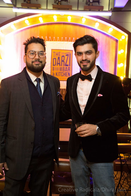 Manuj M Gupta + Abhishek Trehan..