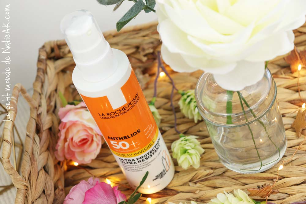 Anthelios Spray Invisible SPF50+ allergie solaire