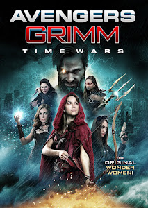 Avengers Grimm: Time Wars Poster