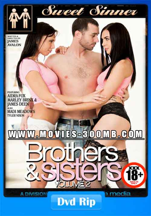 [18+] Brothers And Sisters 2 2016 DVDRip 850MB xXx Poster