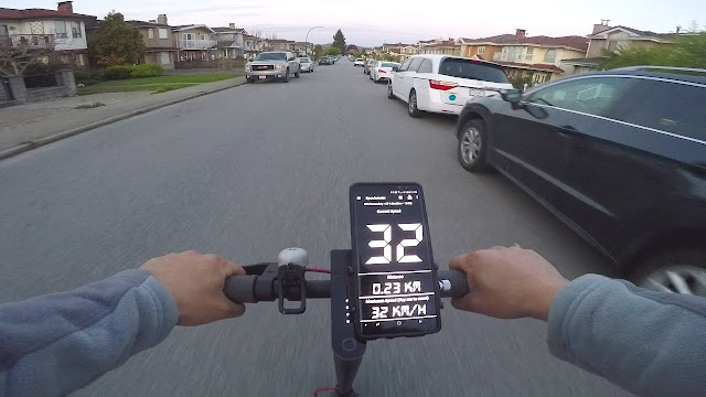 Cum sa cresti viteza maxima la trotineta Xiaomi Mijia M365-M365 Pro