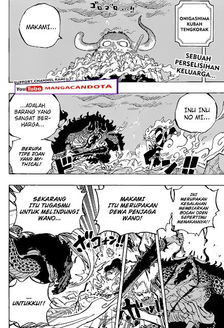 Manga One Piece Chapter 1020 Bahasa Indonesia