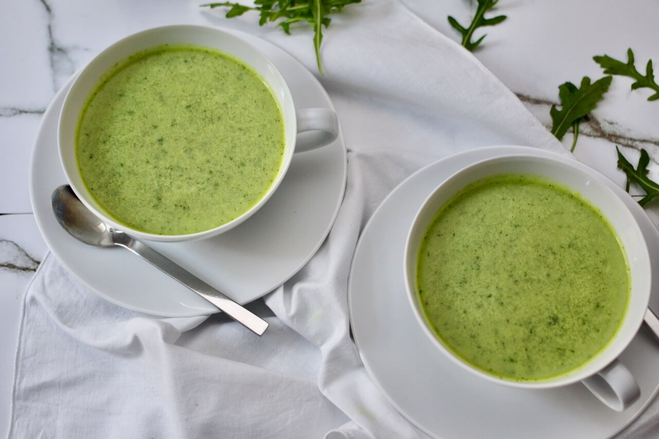 Brokkoli-Detox-Suppe Rezept