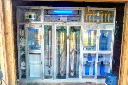 Depot Air Minum Lampung 30 Jt