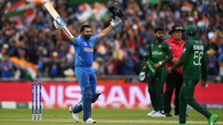 India vs Pakistan 22nd Match ICC Cricket World Cup 2019 Highlights
