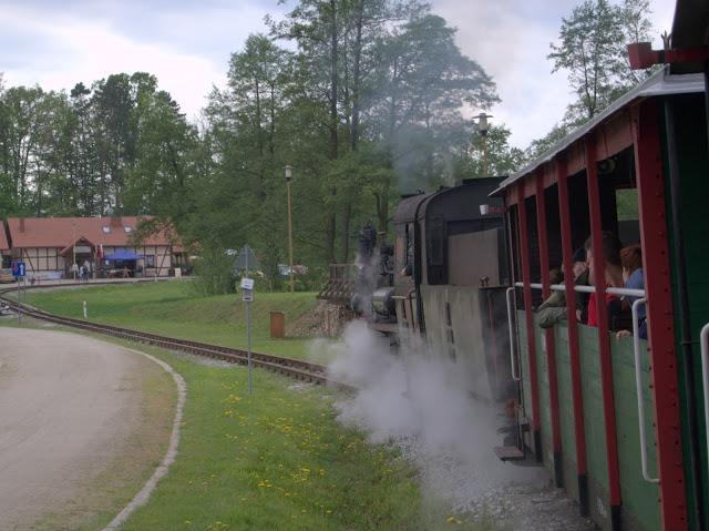Krośnicka Kolej Wąskotorowa – wąskotorowa kolej parkowa