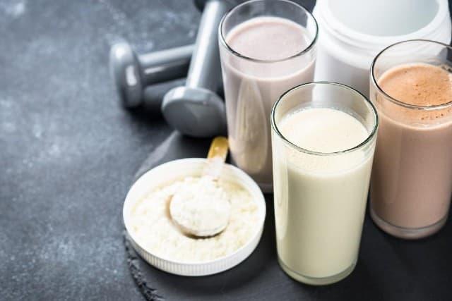 Các loại thực phẩm bổ sung tăng cơ tốt nhất