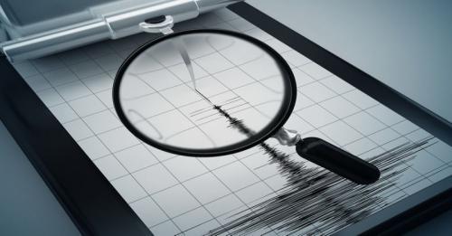 Gempa bumi.