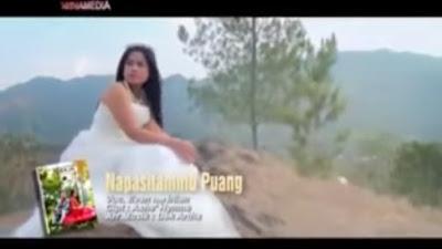 Lirik lagu Pernikahan Toraja Napasitammu Puang