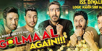 Golmaal Again 2nd Day Box Office Collection