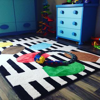 aufgeräumtes Kinderzimmer