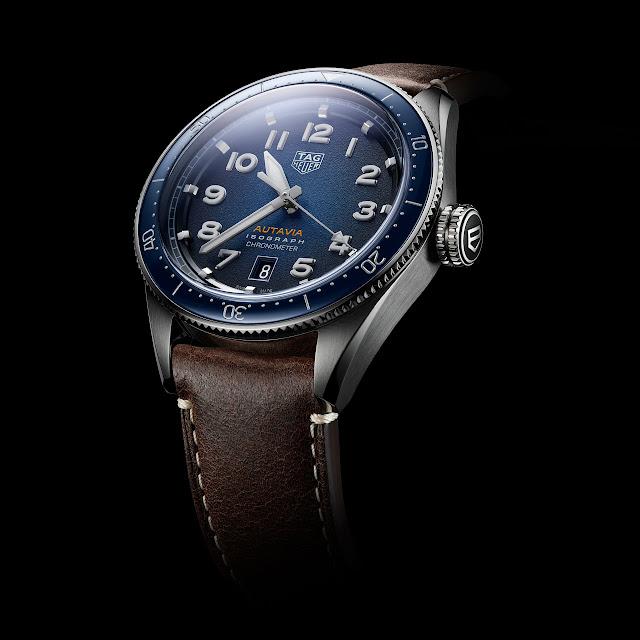 Tag Heuer Autavia Mechanical Automatic Watch