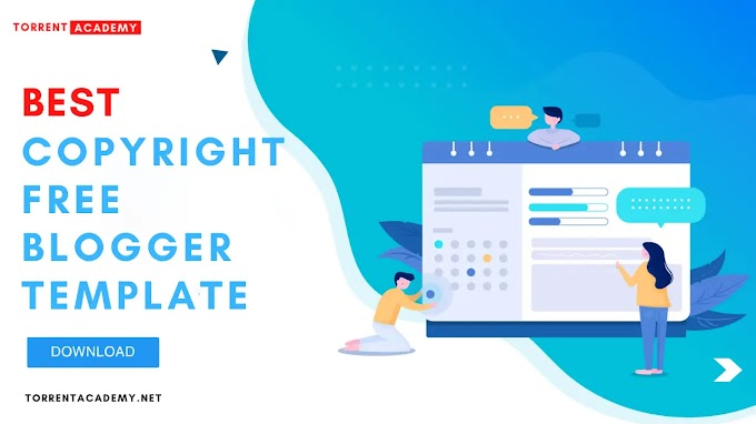 Best Free Download Blogger Templates Without Copyright 2021