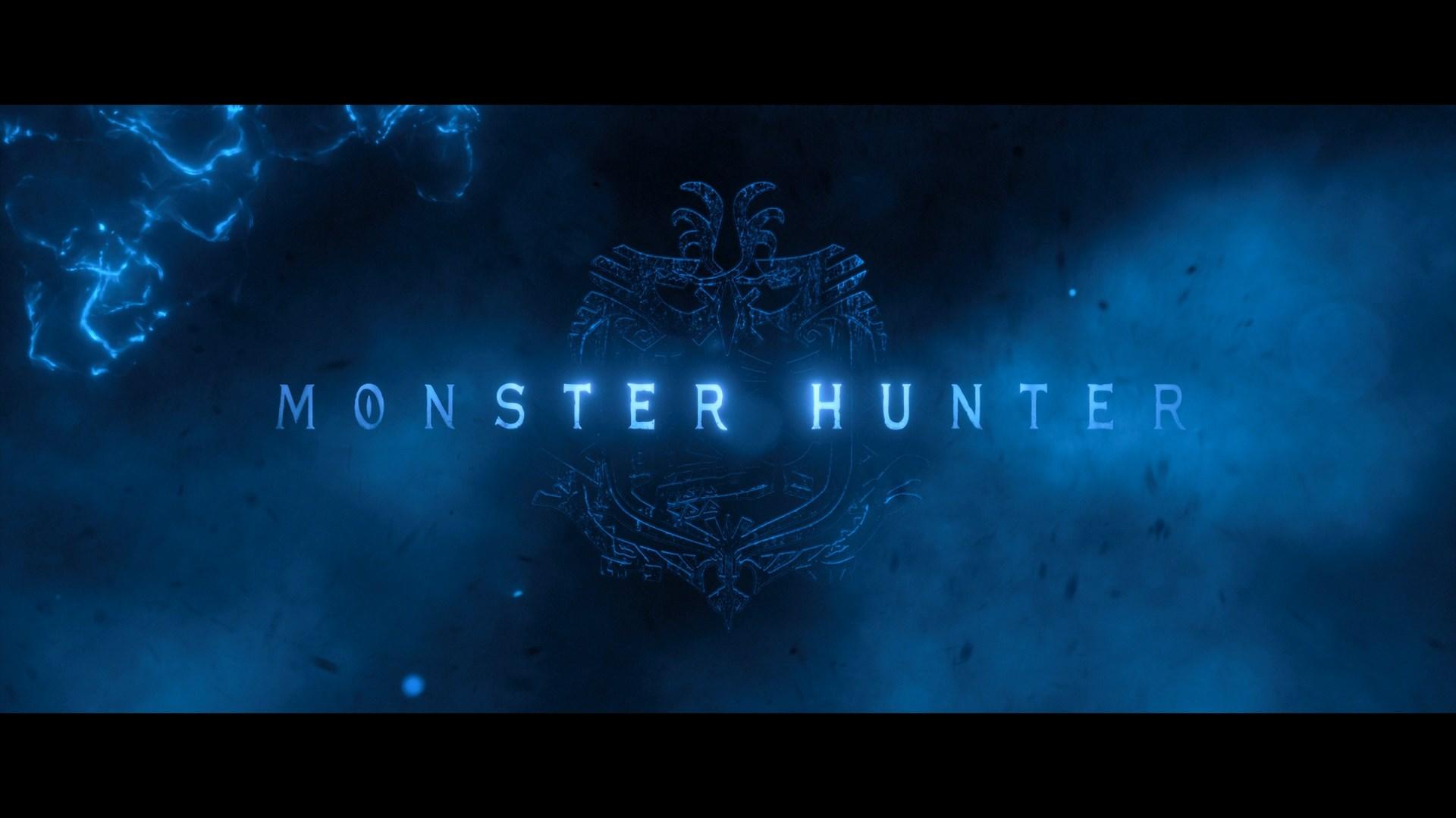 Monster Hunter: La cacería comienza (2020) 1080p Remux Latino