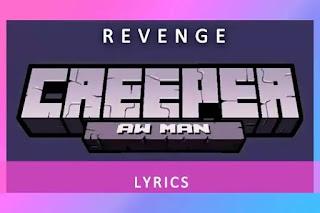 Revenge English song Lyrics and Karaoke by A Minecraft Parody