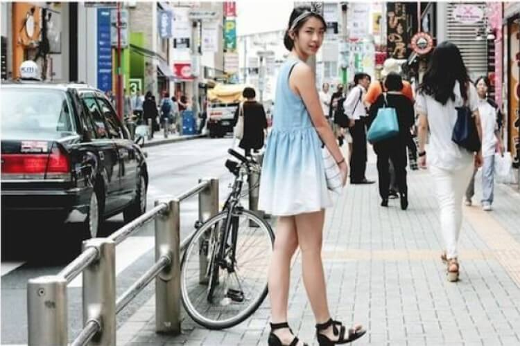 Colorful streetwear fashion of young world last week