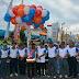 Diikuti Ribuan Warga, Semarak HUT Bank Nagari Ke 55 Gelar Acara Sepeda Dan Jalan Santai