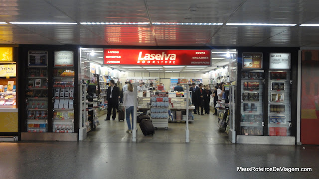 Laselva Bookstore - Aeroporto de Guarulhos