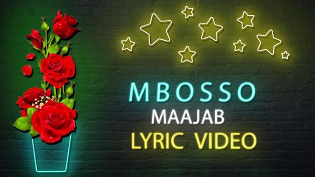 Mbosso - Maajabu (Maajab)