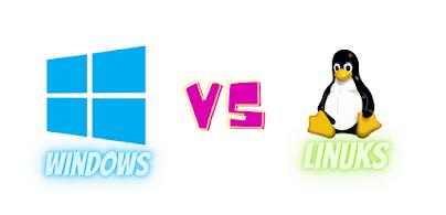 الفرق بين الويندوز واللينكس وما هي مميزات كل منهما