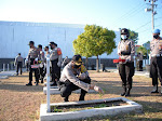 Sambut Hari Bhayangkara Ke 74, Kapolres Situbondo Ziarah Dan Tabur Bunga di TMP