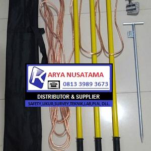 Hub. 085740767348 Jual NGK Grounding Set 20KV di Kebumen
