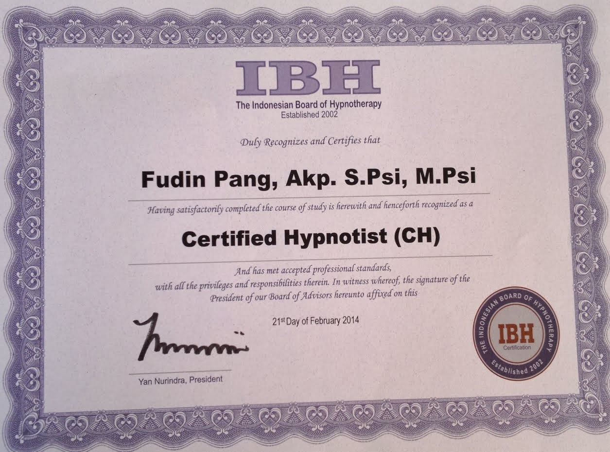 Terapi Hipnotis