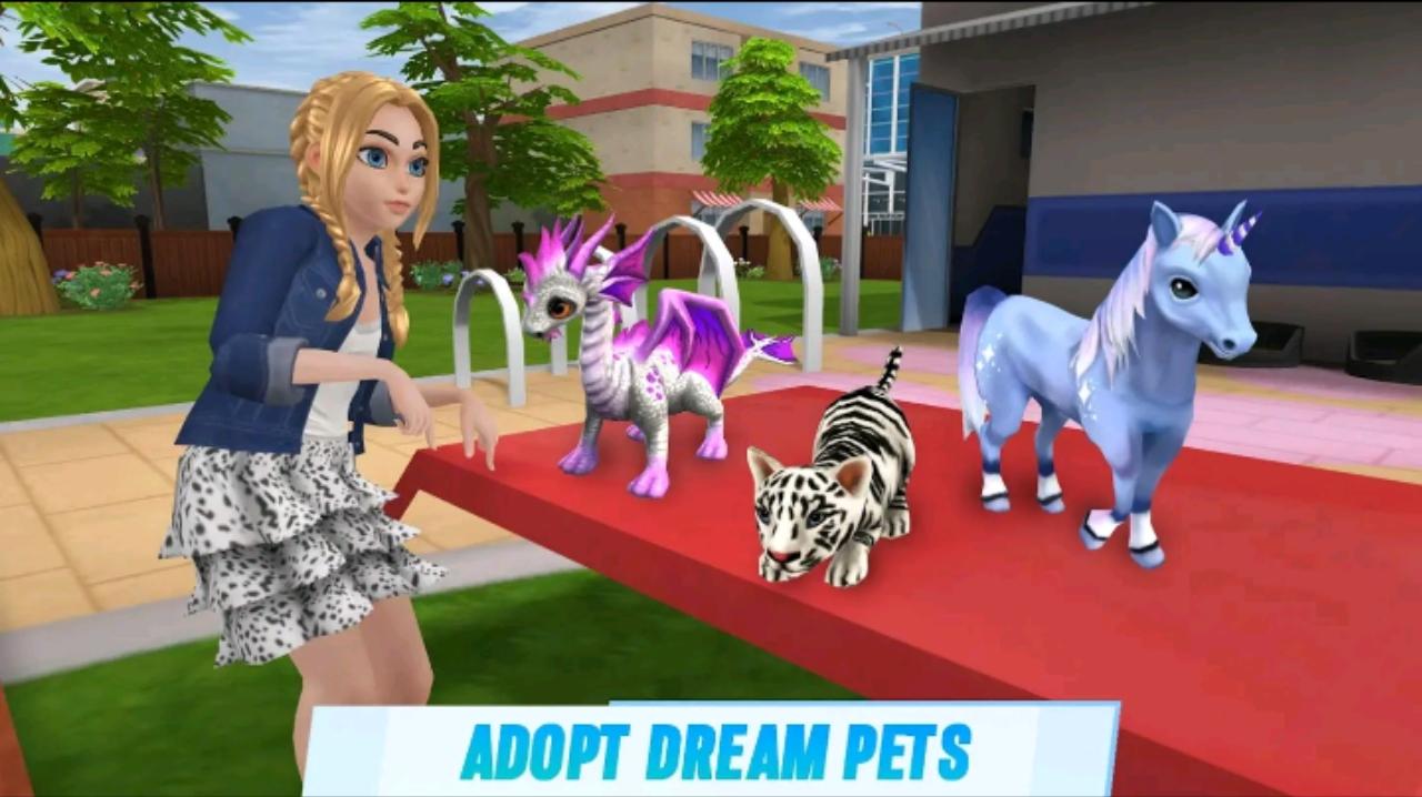 Virtual Sim Story Dream Life - Pré Lançamento