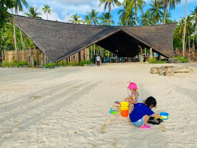 Beautiful beach resort in Davao Oriental