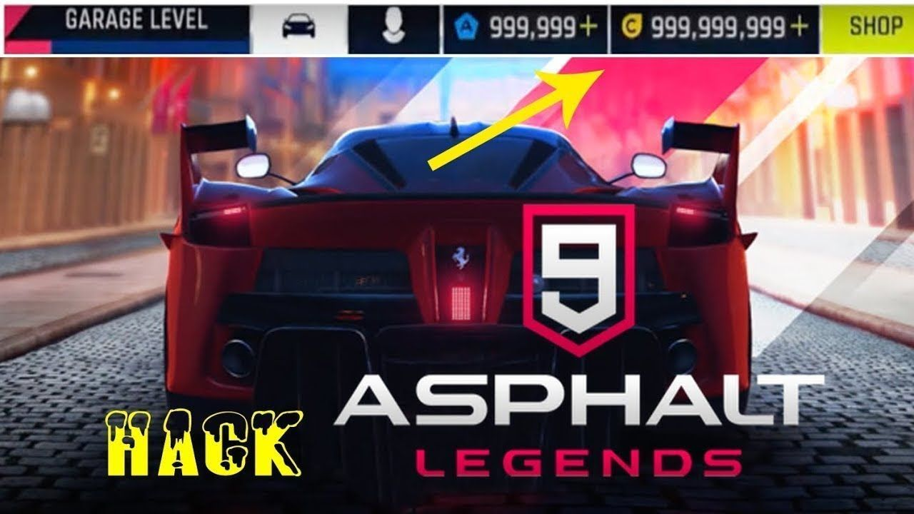 Get Asphalt 9 Legends Unlimited Tokens and Credits For Free! 100% Working [November 2020]