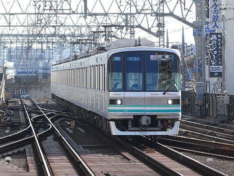 【ダイヤ改正で新設か!】急行 目黒行き 東京メトロ9000系FCLED