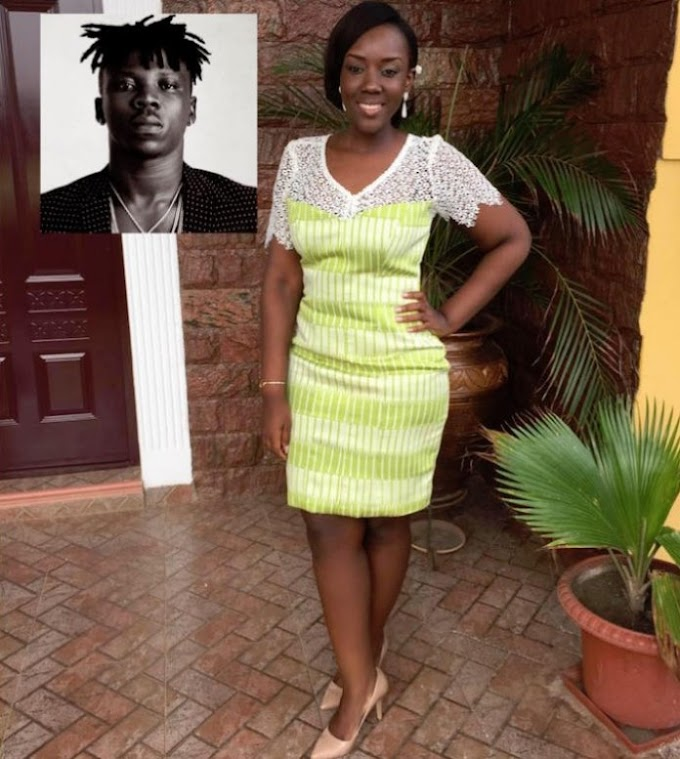 Official: Stonebwoy getting married to KNUST Best Student