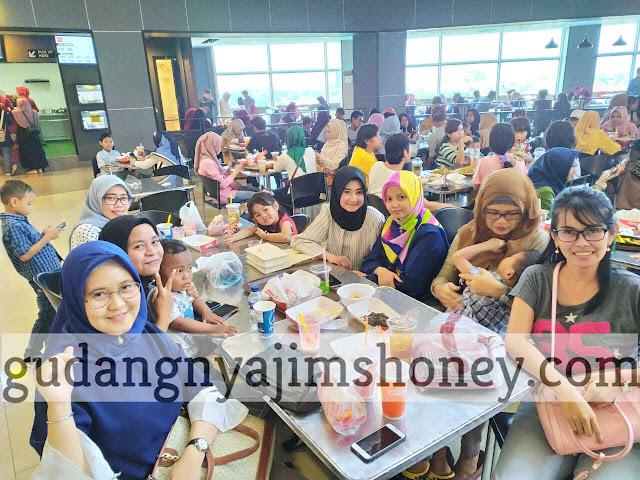 Silaturahmi Supplier Jims Honey Idul Fitri 2019 Royal Plaza Surabaya