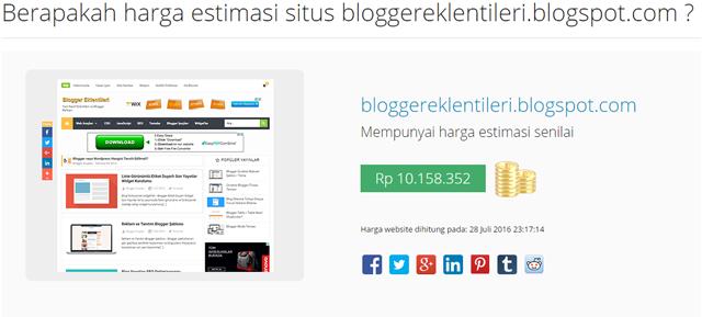 Blog veya Websitenizin Değeri