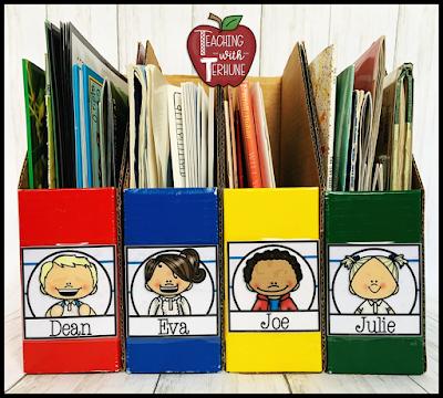 Book Holder Labels