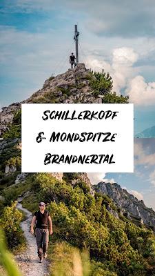 Schillerkopf und Mondspitze | Panoramawanderung am Bürserberg | Wandern Brandnertal | Wanderung Vorarlberg 20