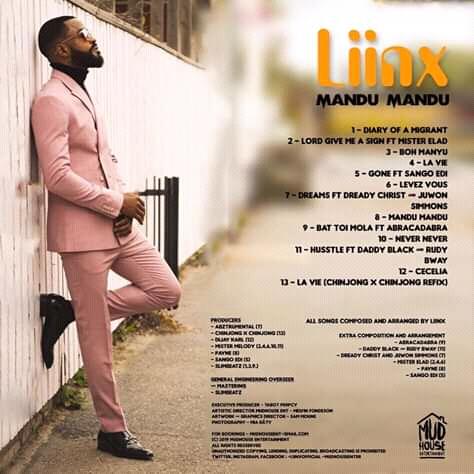 Album: Liinx _ Mandu Mandu