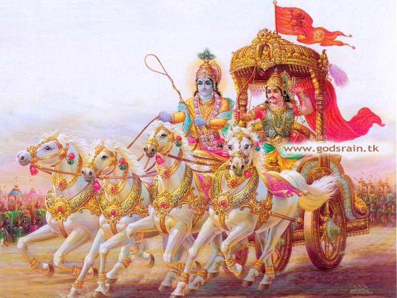 mahabharat shree krishna arjun - photo #8