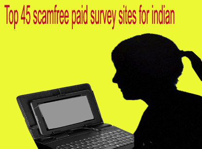 Top 45 Scam free Paid Survey Sites For Indian - In Hindi