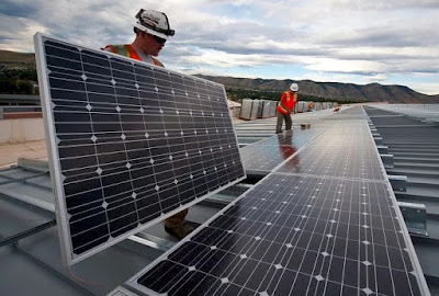 How to calculate solar power requirements