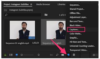 Cara Menambahkan Teks Subtitle Ke Video Instagram
