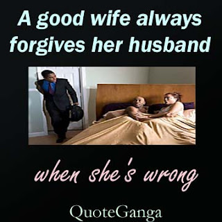 Naughty Wife Quotes Gorgeous 12 Short Jokes With 15 Funny Quotes  Quoteganga