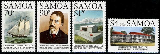 Samoa Robert Louis Stevenson