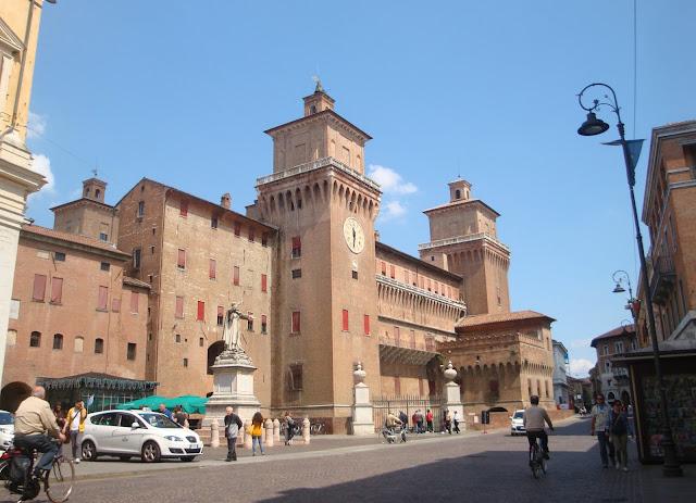 Roteiro completo - 22 dias no norte da Itália, com San Marino - Ferrara