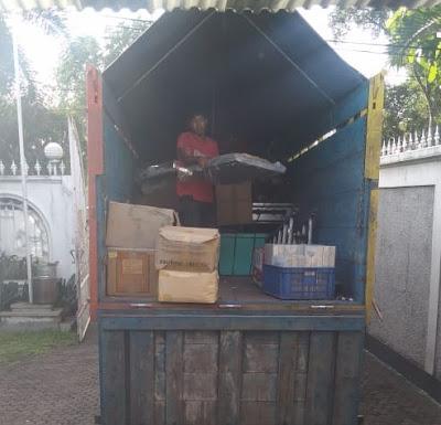 Sewa Truk Pindahan Rumah Bandung Yogyakarta