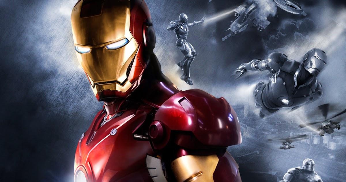 مشاهدة فيلم iron man 2