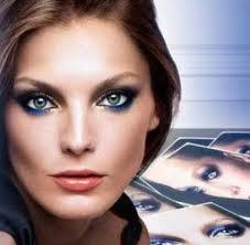 Maquillaje para ojos caídos