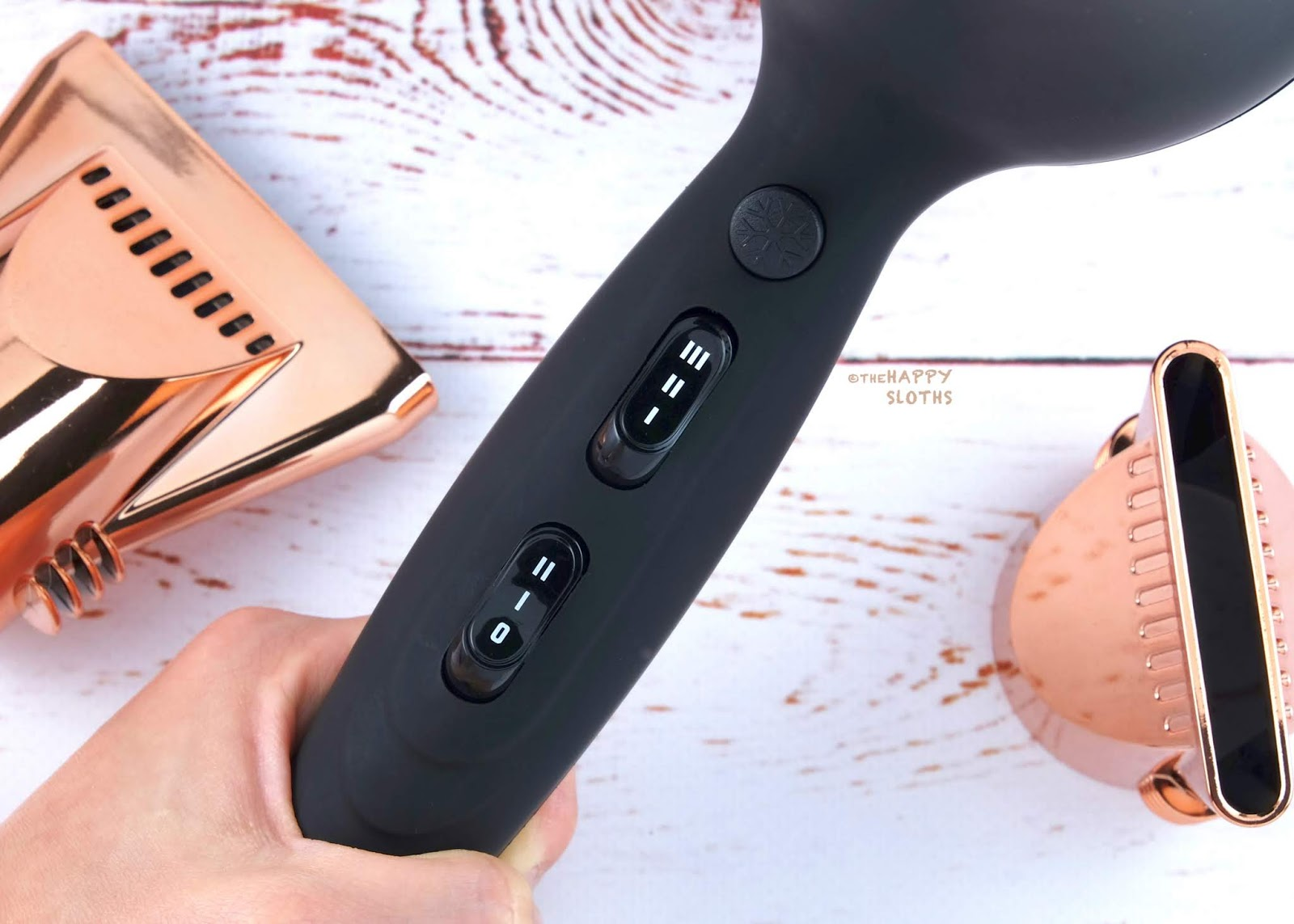 NuMe | Stealth Hair Dryer: Review